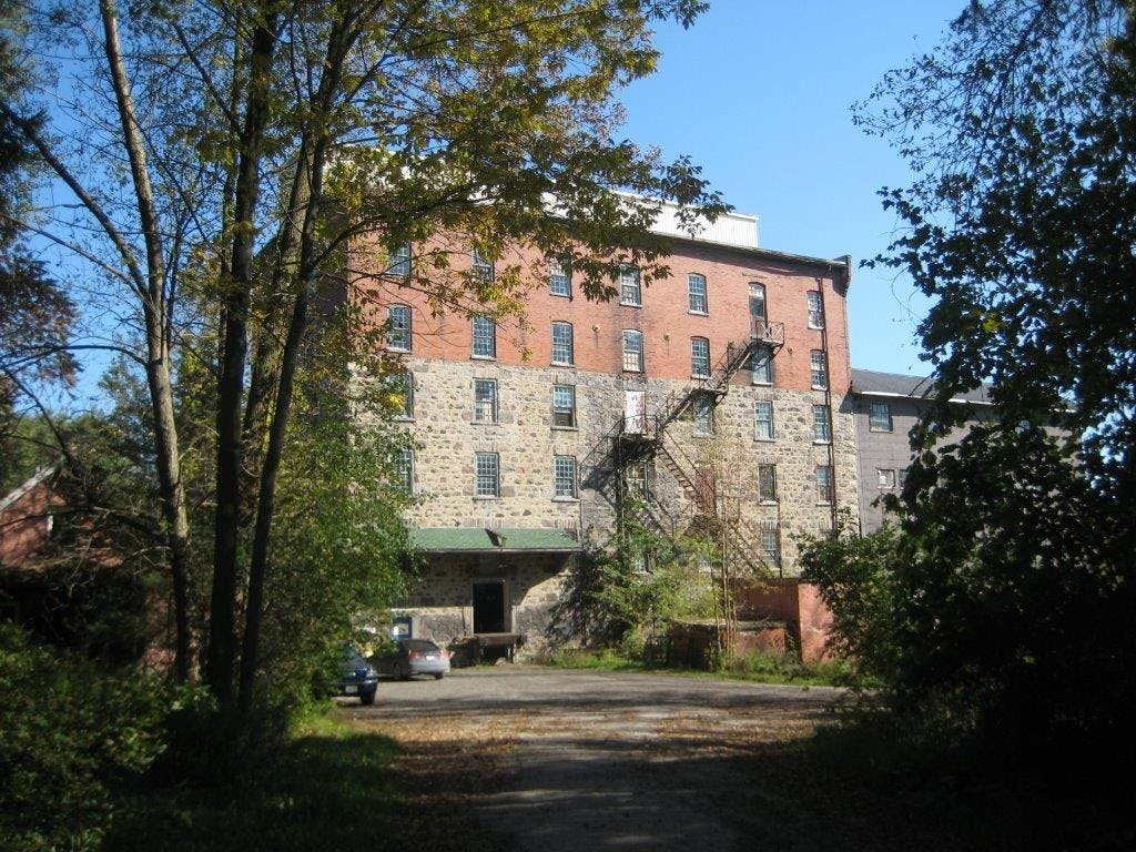 Greenfield Mill facade