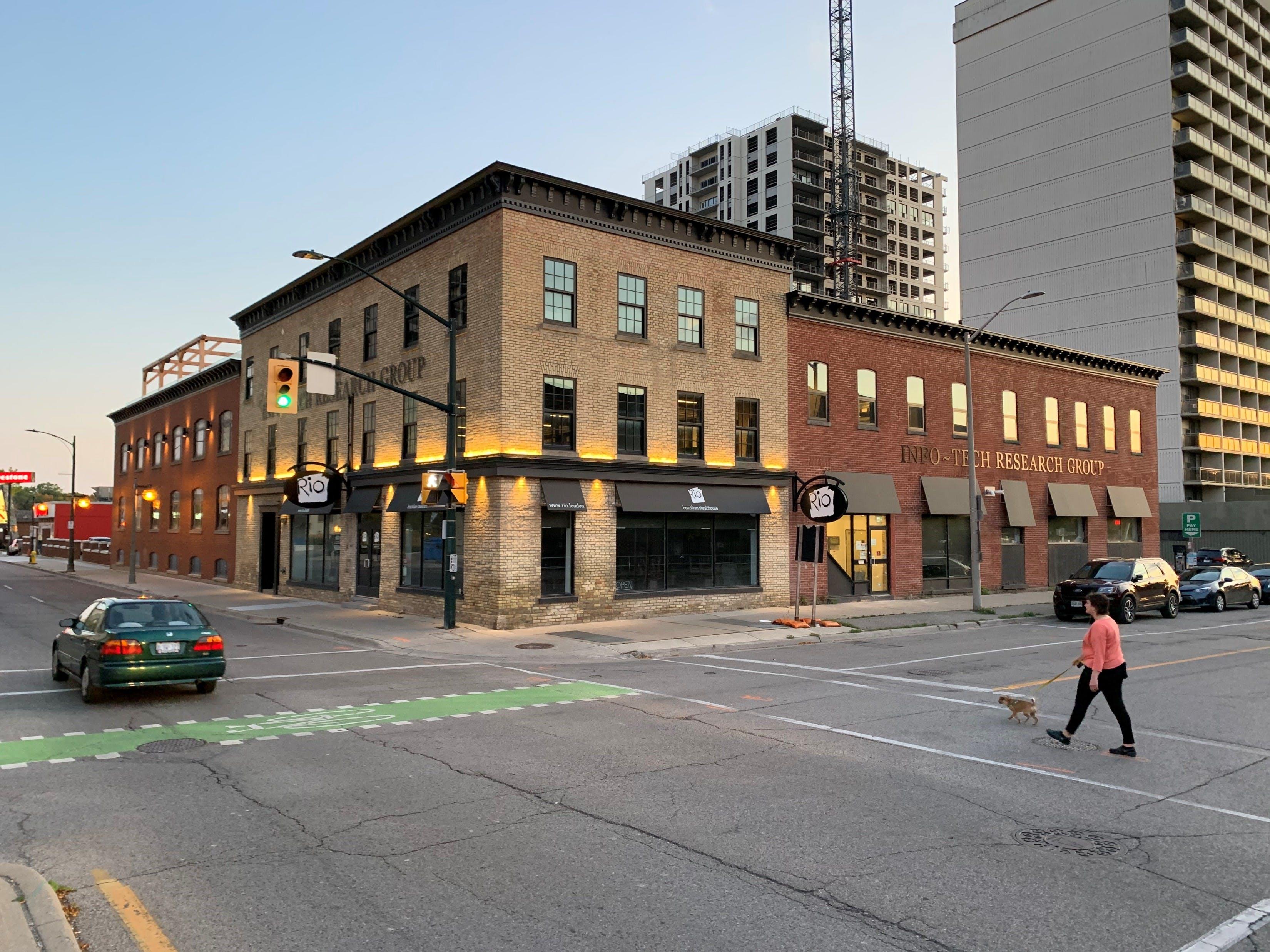 345 Ridout Street – Info-Tech