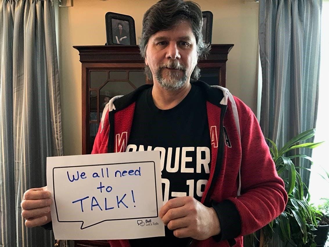 Bell Let's Talk 2021