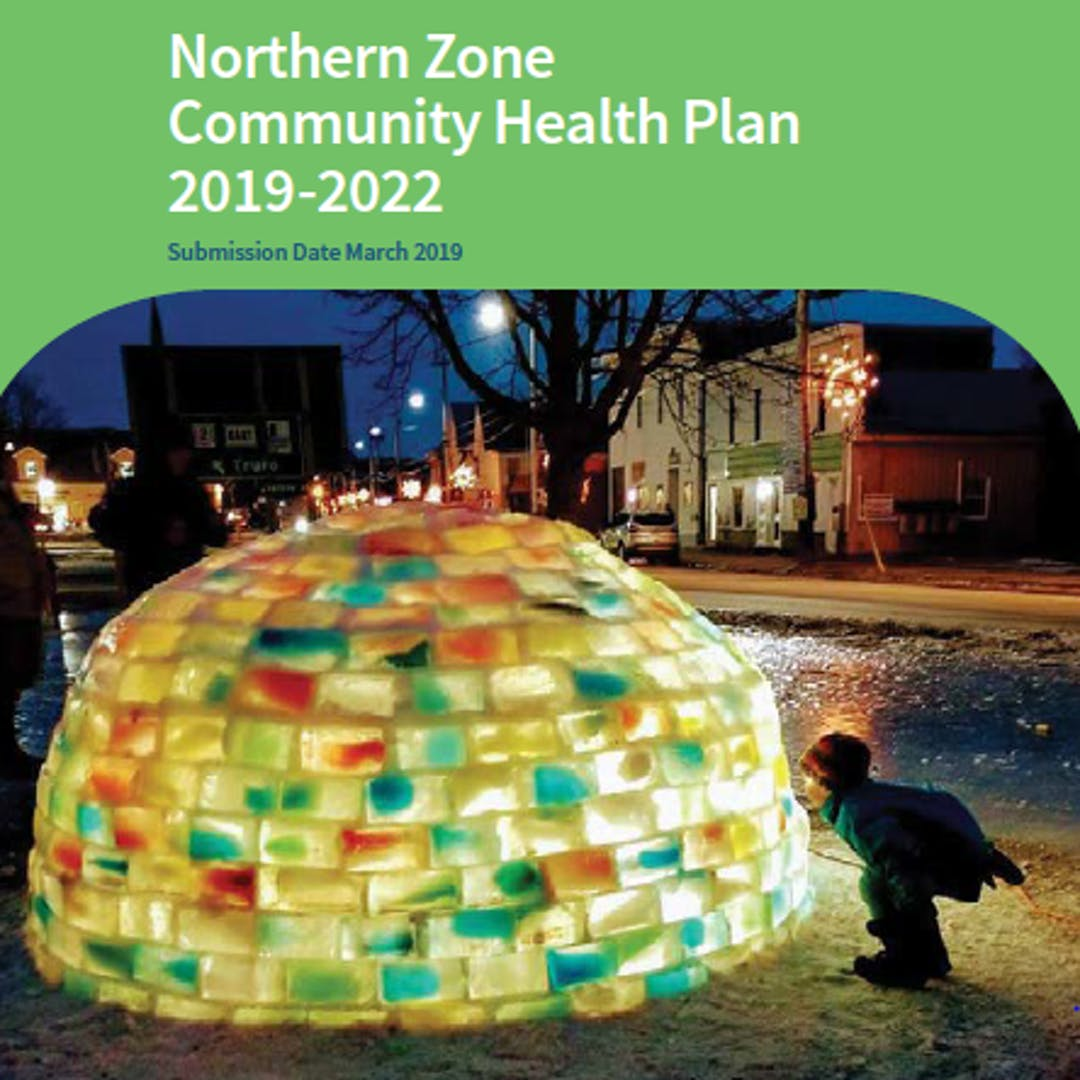 Collectively Moving Forward With the Northern Zone Community Health Plan