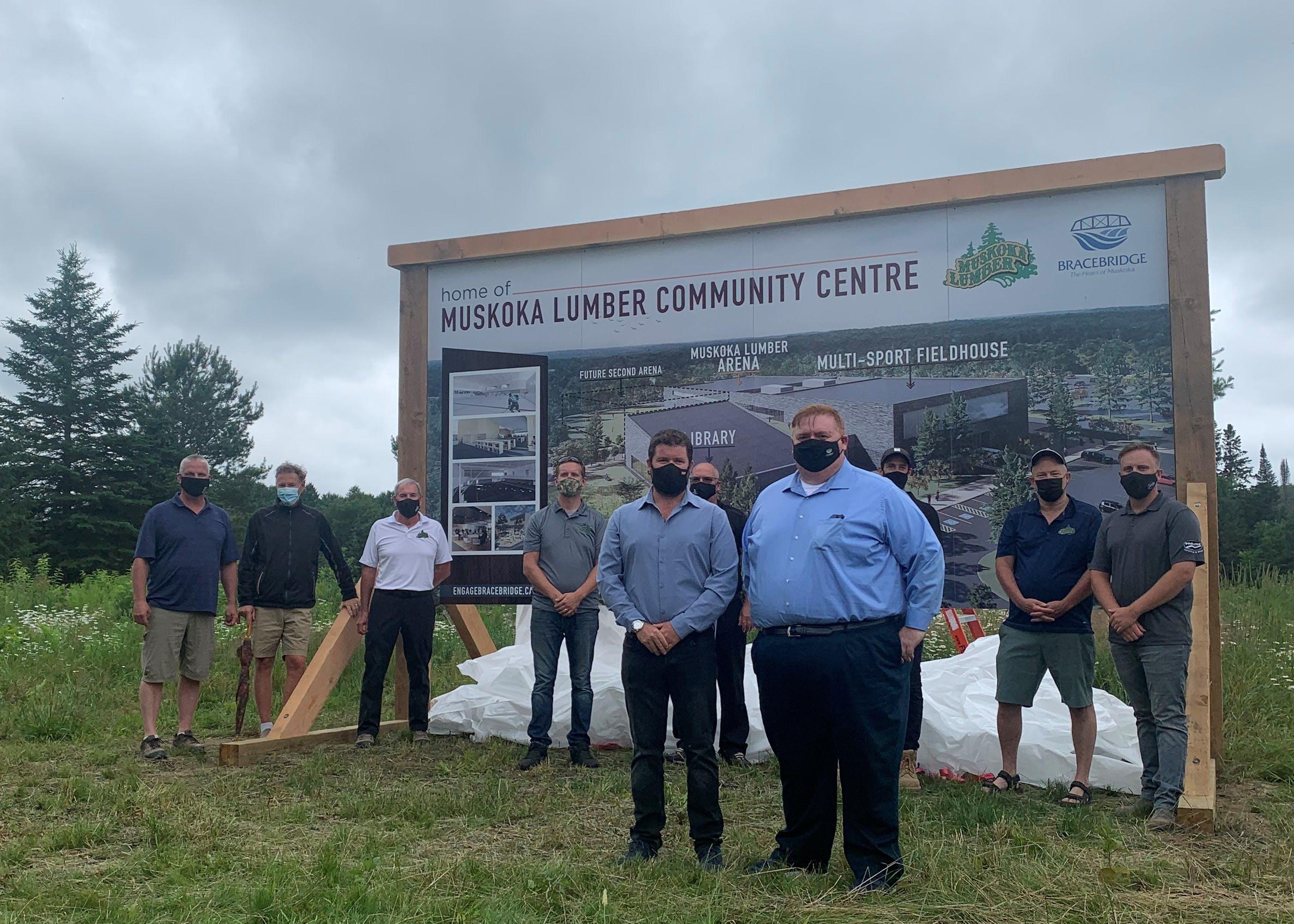 Unveiling of Muskoka Lumber Sign_July 13, 2021.jpg