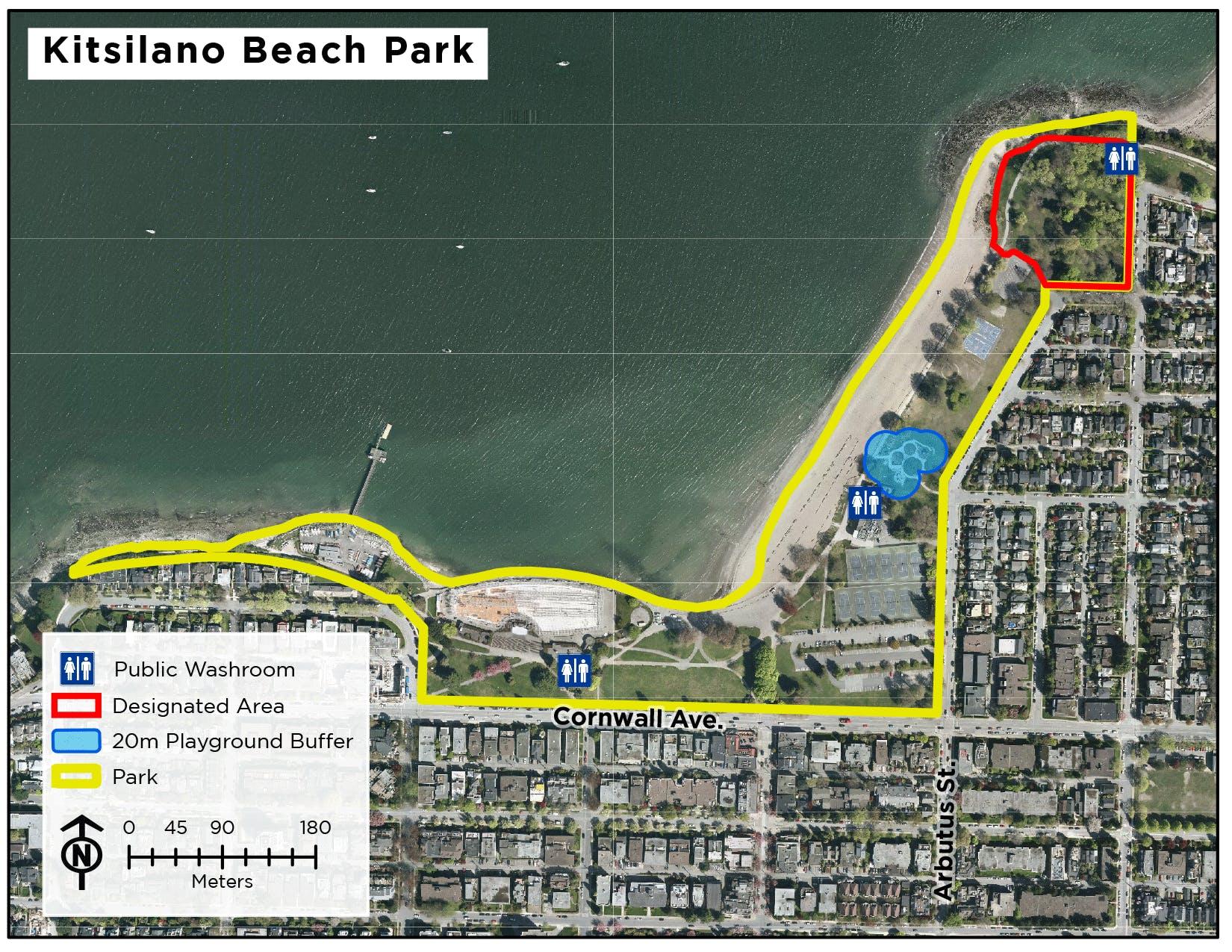 Kitsilano Beach Park / Hadden Park