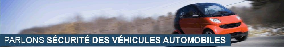 Sécurité des véhicules automobiles, bruit des véhicules hybrides et électriques