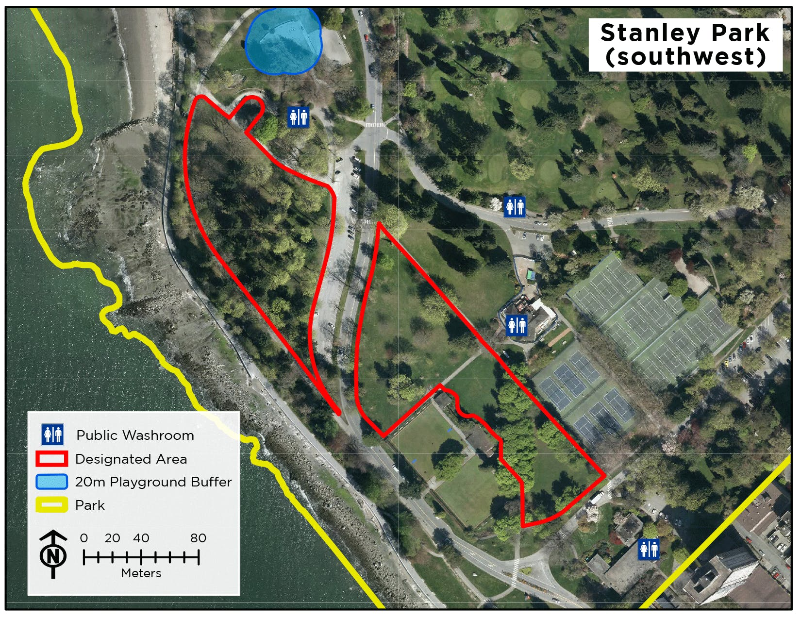 Stanley Park (Southwest)