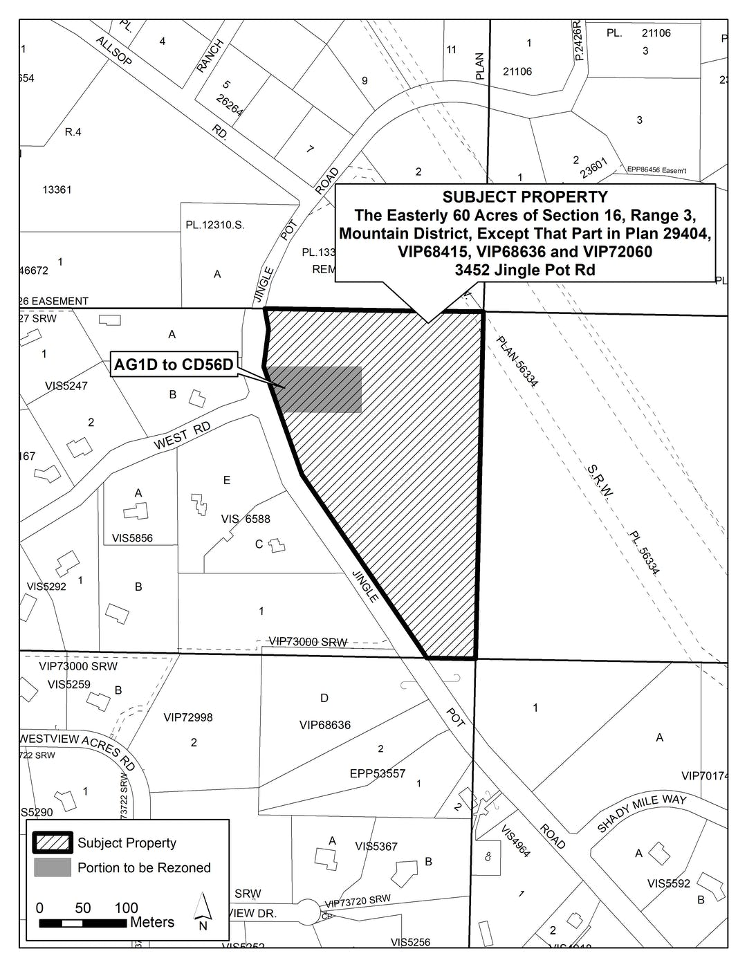 The RDN is currently looking for your input on zoning amendment application PL2018-213.