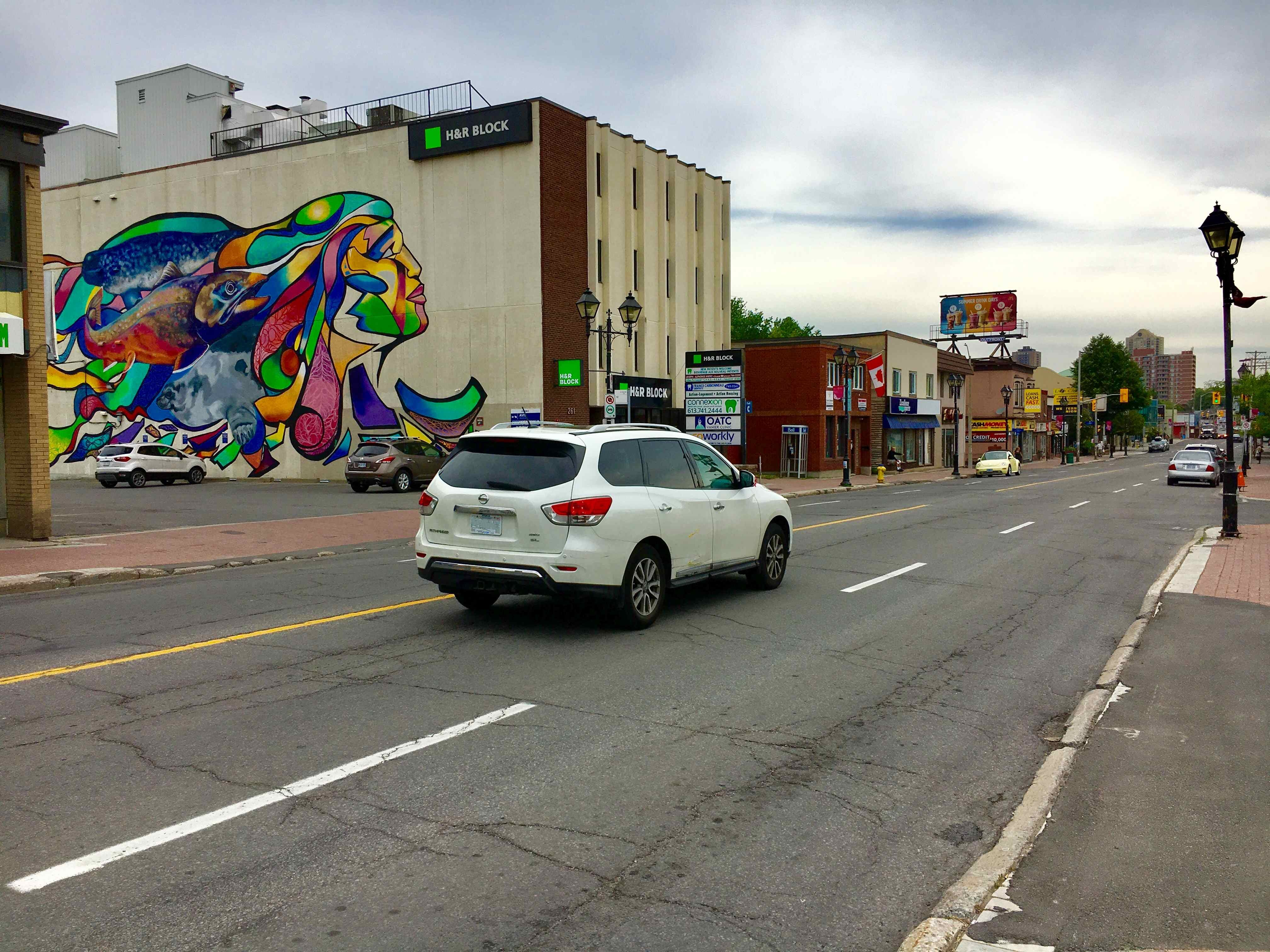Montreal Rd Public Art