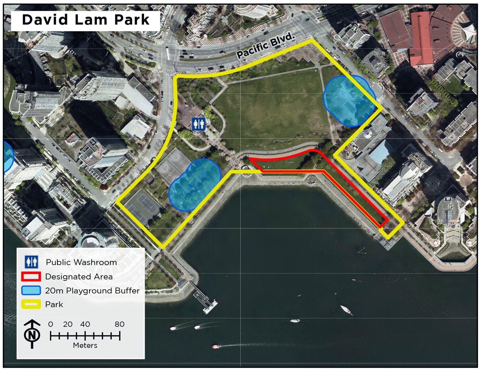 David Lam Park