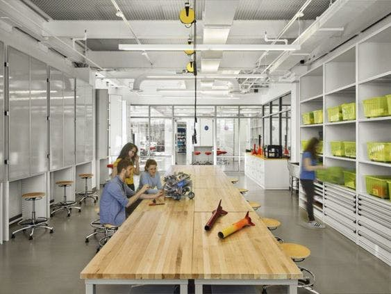 Germantown Academy, Innovation Lab and Makerspace by 1100 Architect, Pennsylvania, Photography by.jpg
