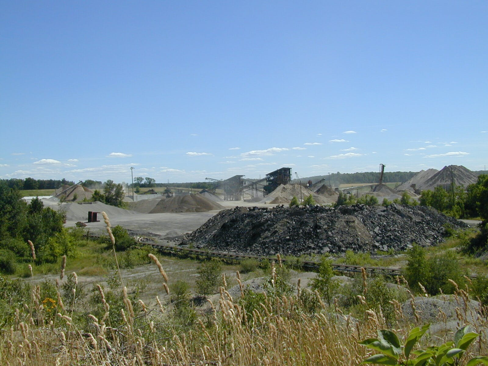 Aggregate Extraction Operation