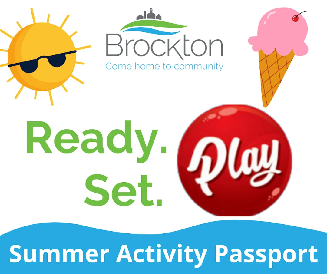 Ready. Set. Play. Summer Activity Passport