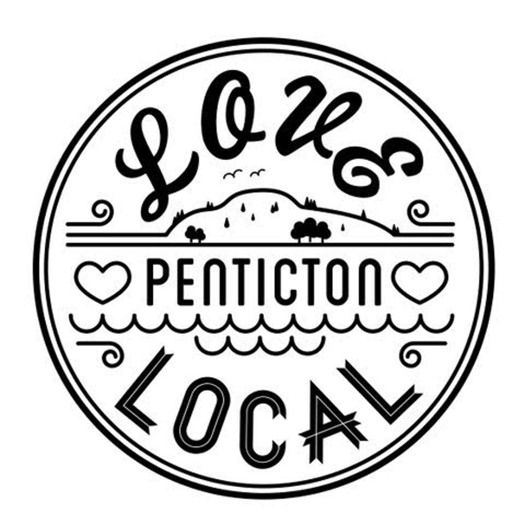 Penticton's Love Local campaign.