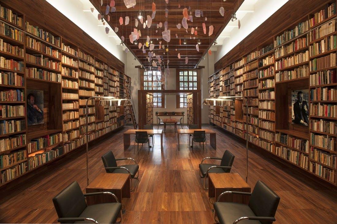 Jaime Garcia Terres Library, arquitectura 911sc  photo by Jaime Navarro.png