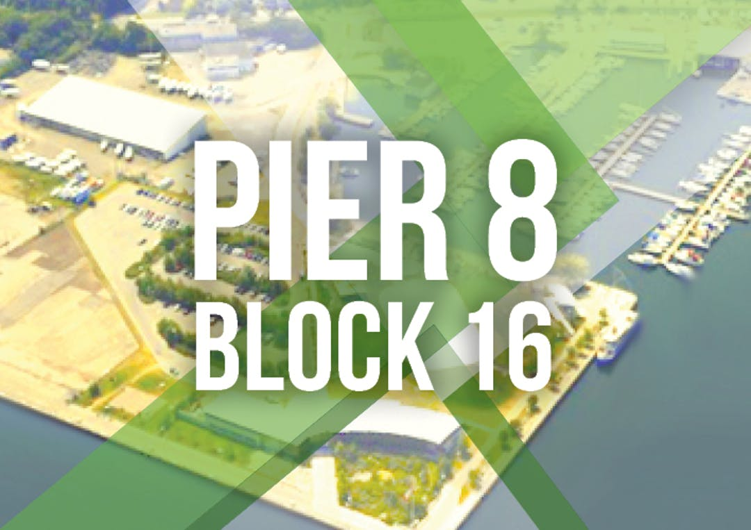 Pier 8 Block 16 Opportunity Study