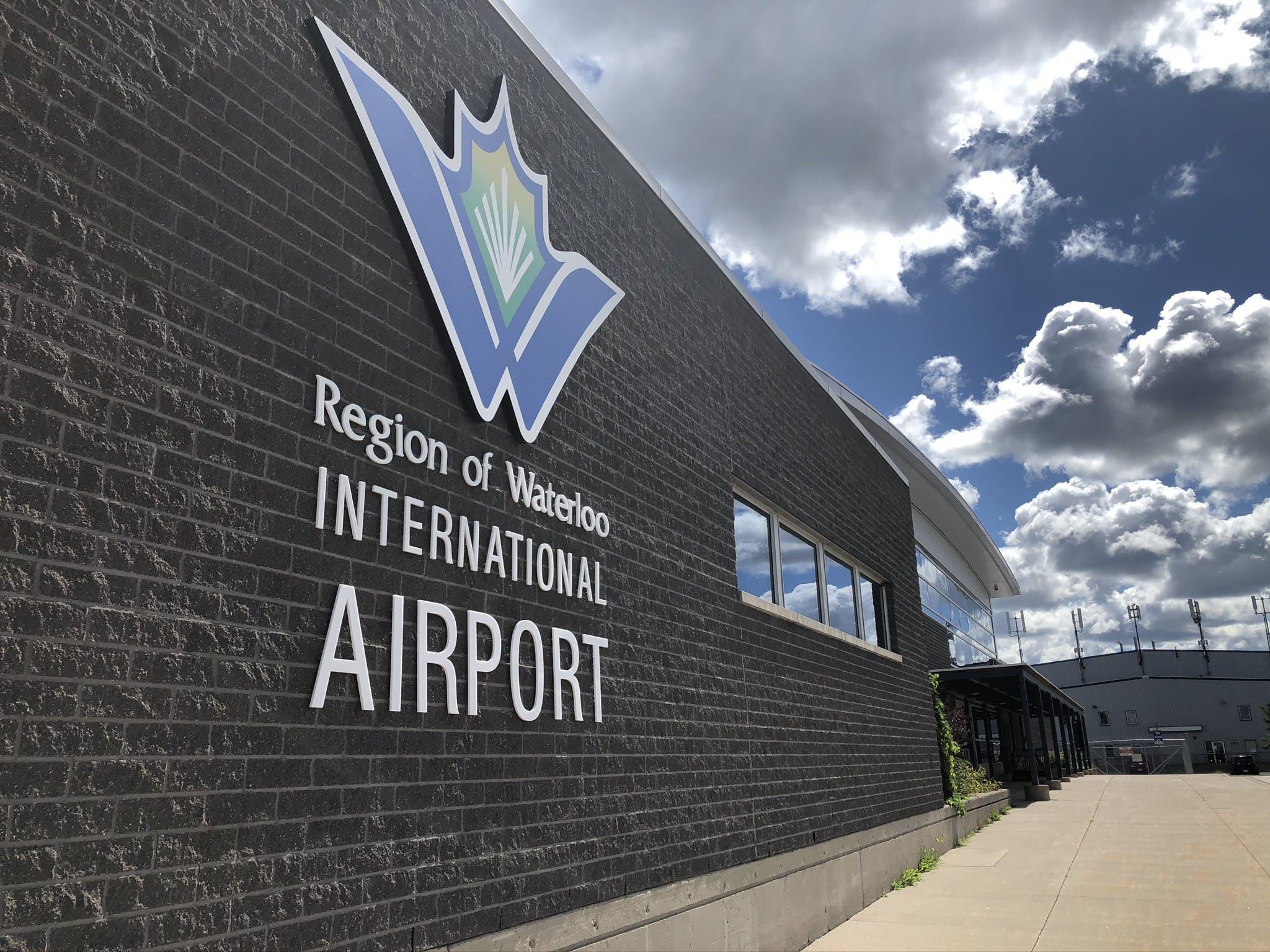 Episode 14 Region Of Waterloo International Airport