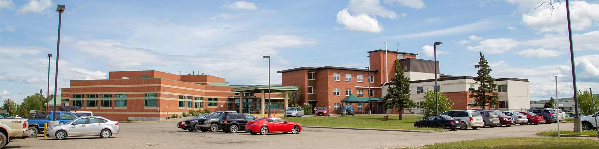 Dawson Creek and District Hospital