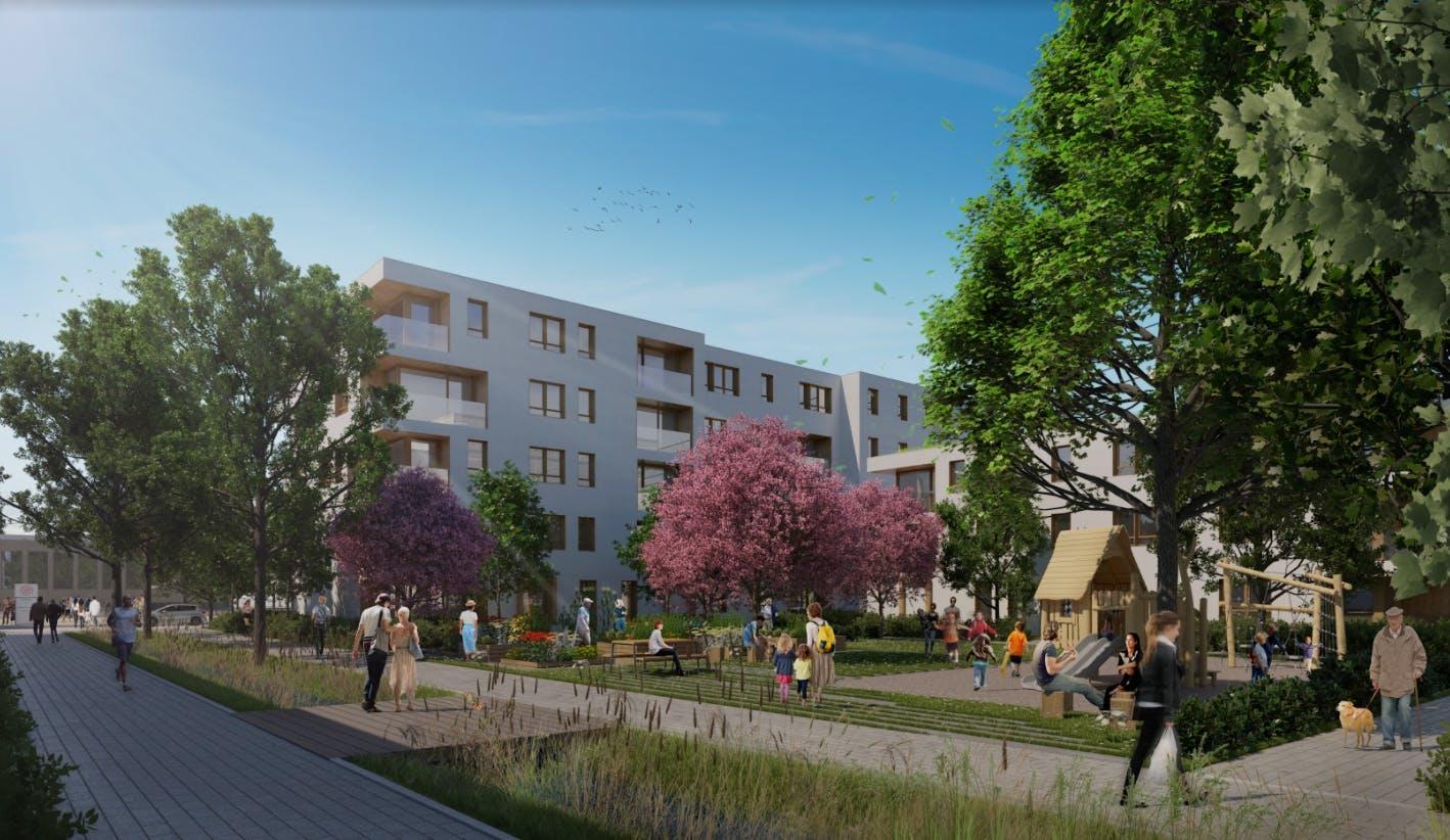 Projet Louvain Est