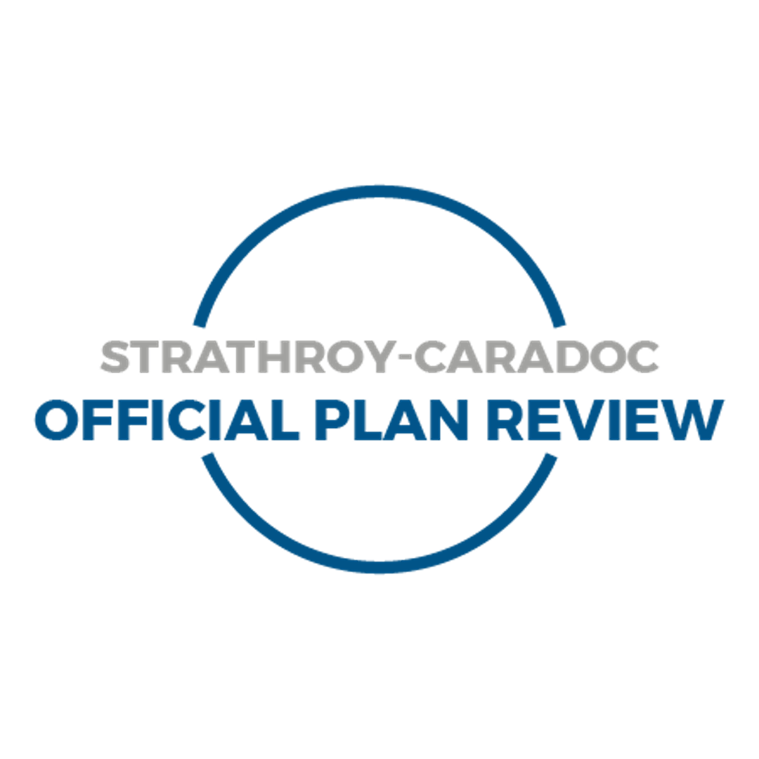 Official Plan Review Logo