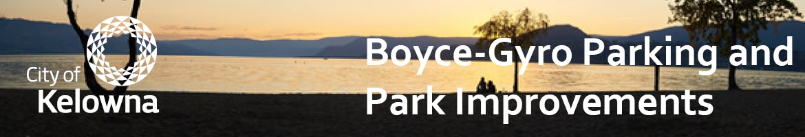 Boyce-Gyro Parking and Park Improvements