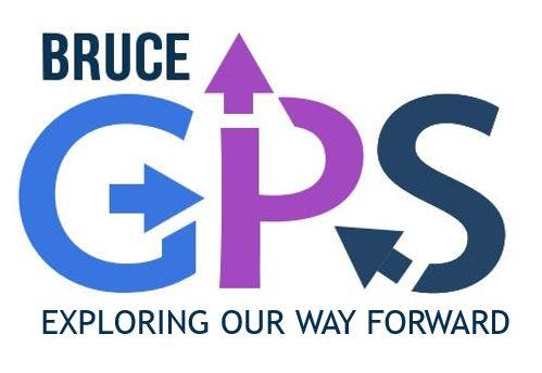 Bruce GPS - Be Our Guide!