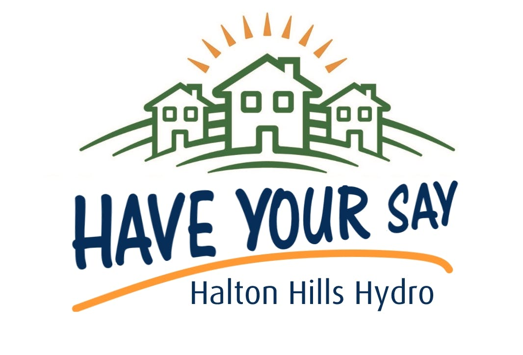 Have Your Say Halton Hills Hydro