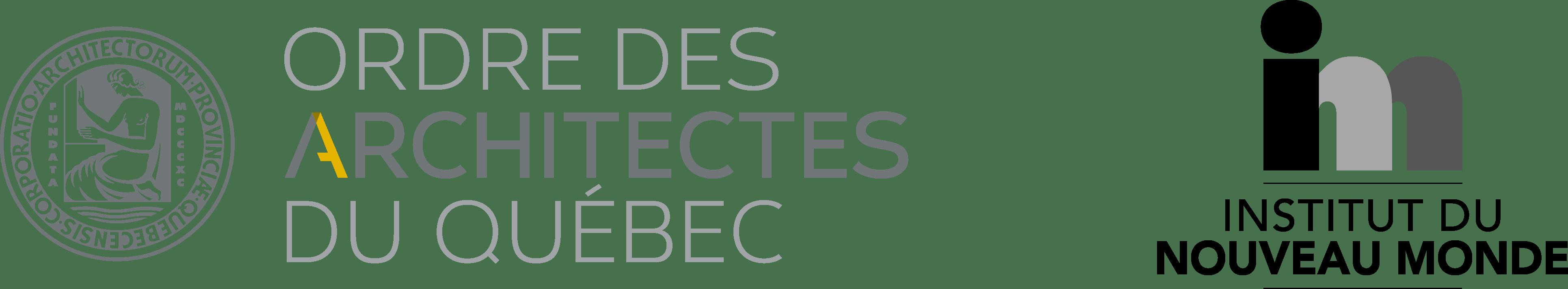 Conversation publique pour une politique nationale de l'architecture pour le Québec