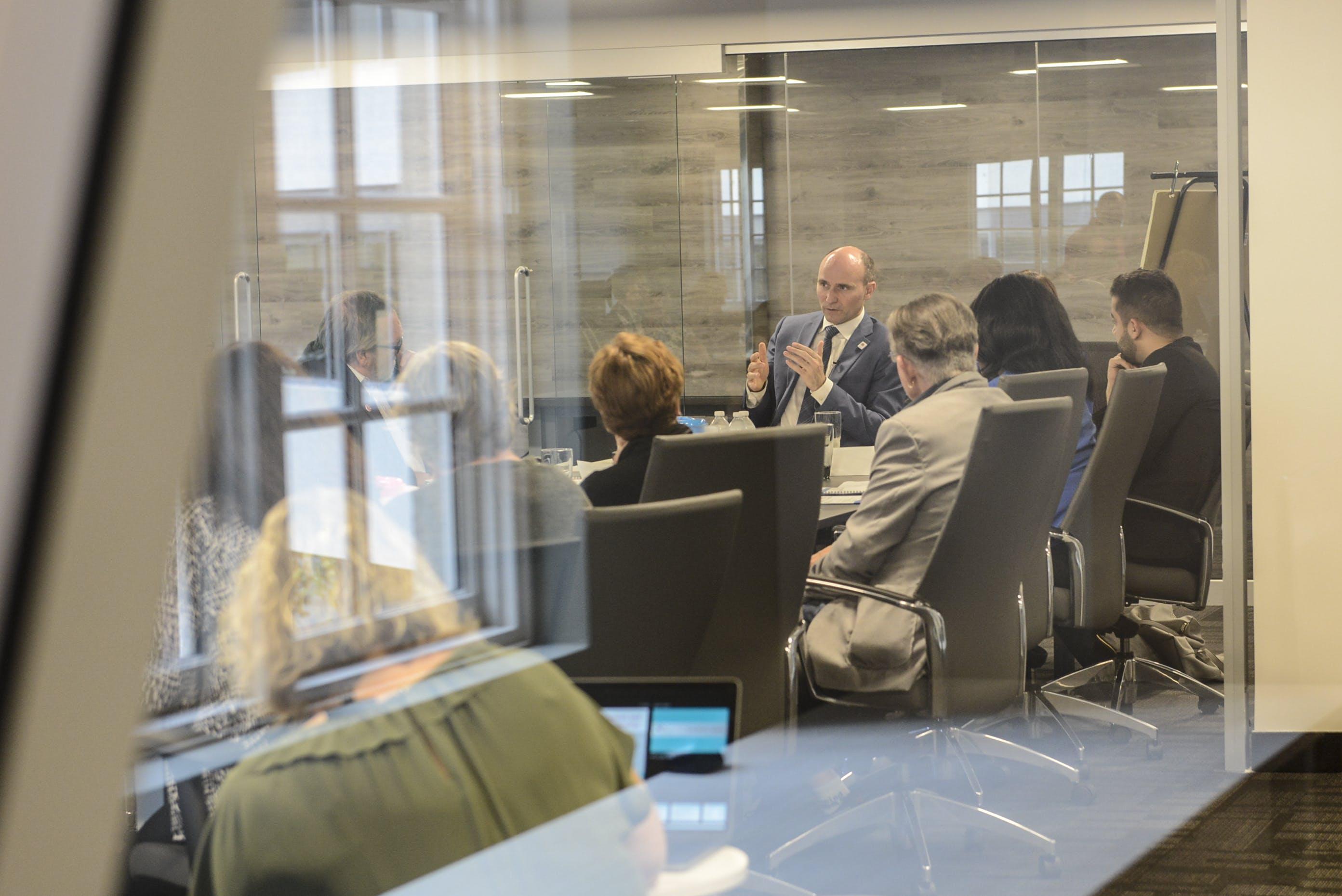 « La collaboration est un principe clé de l'innovation sociale » – Le ministre JeanYves Duclos