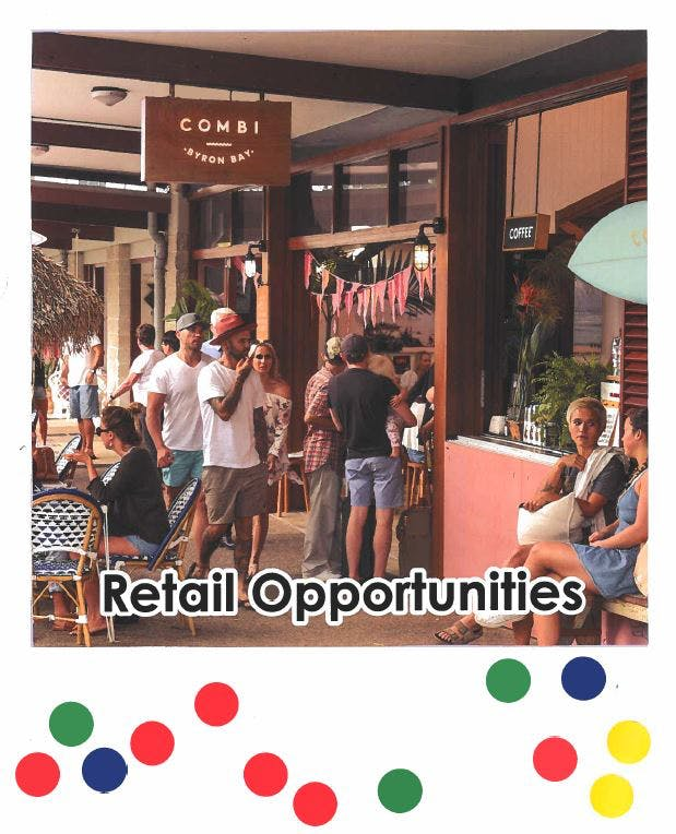 Retail Opportunities - 13 Votes