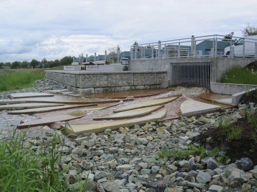 Drainage Pump Station
