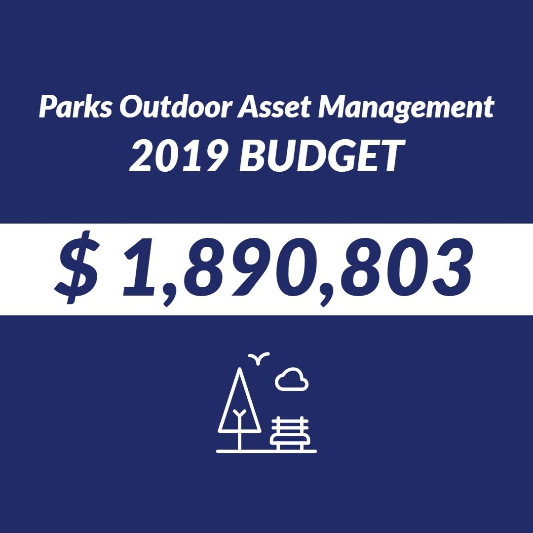 Parks Outdoor Asset Management