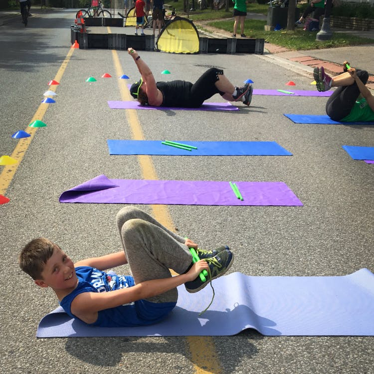Open Streets - Downtown Georgetown
