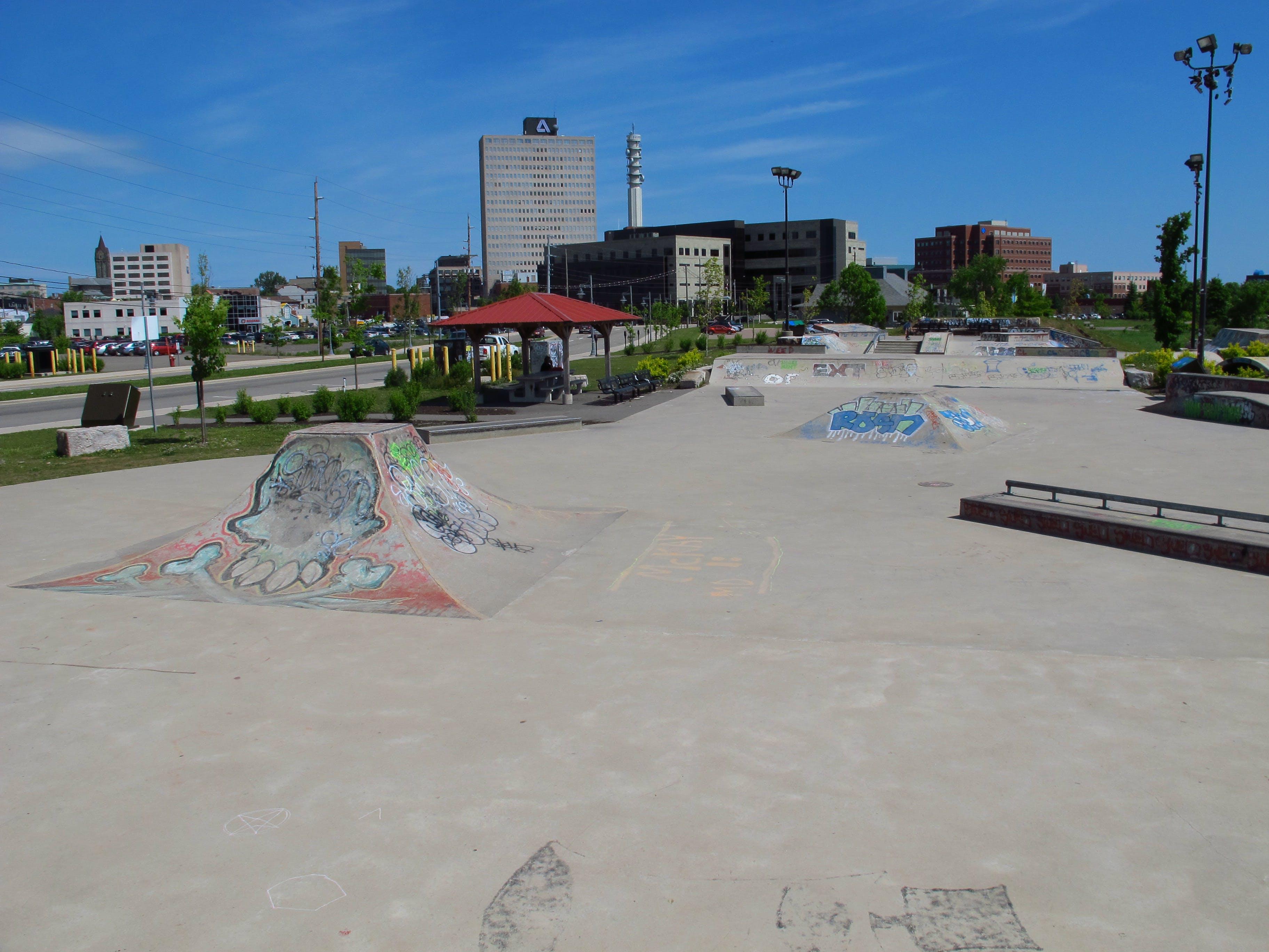 Downtown Moncton Skatepark