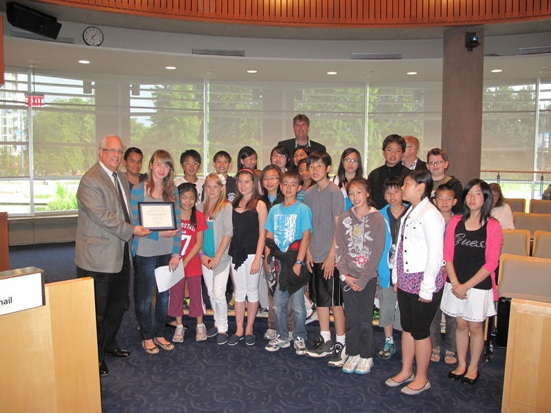 Climate Change Student Champions