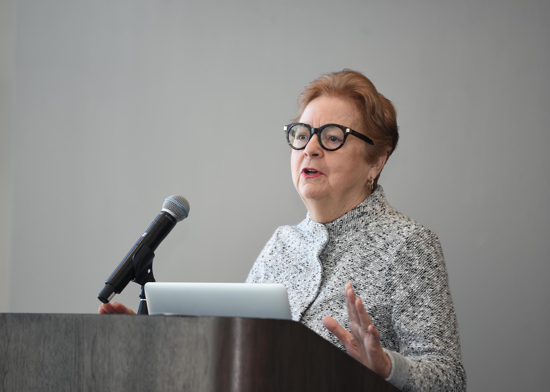 Aldéa Landry, consultante