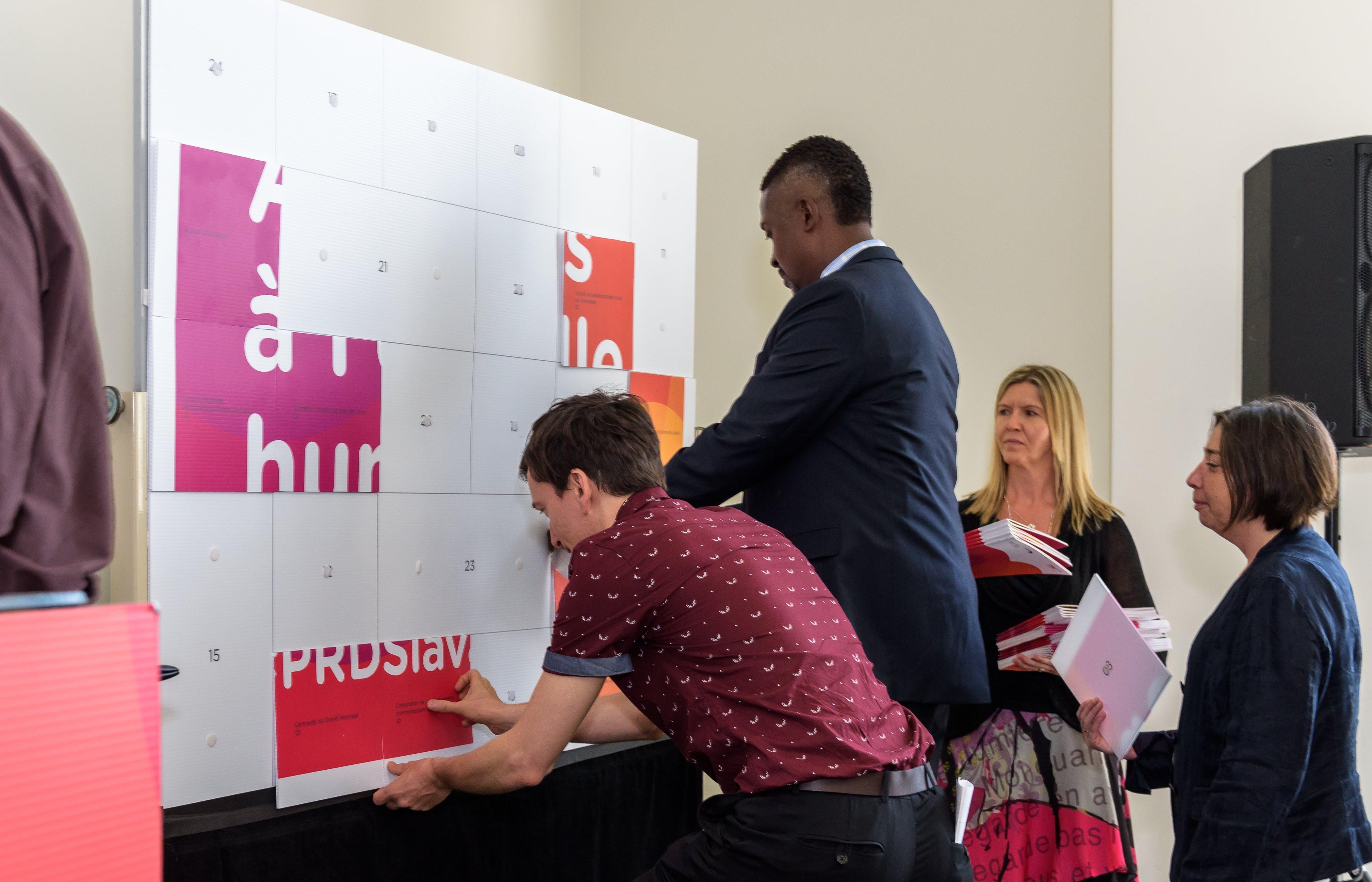 Au lancement de la PRDS - juin 2017