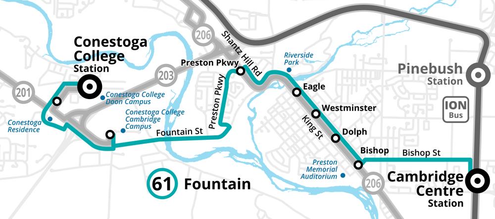 Route 61 Fountain