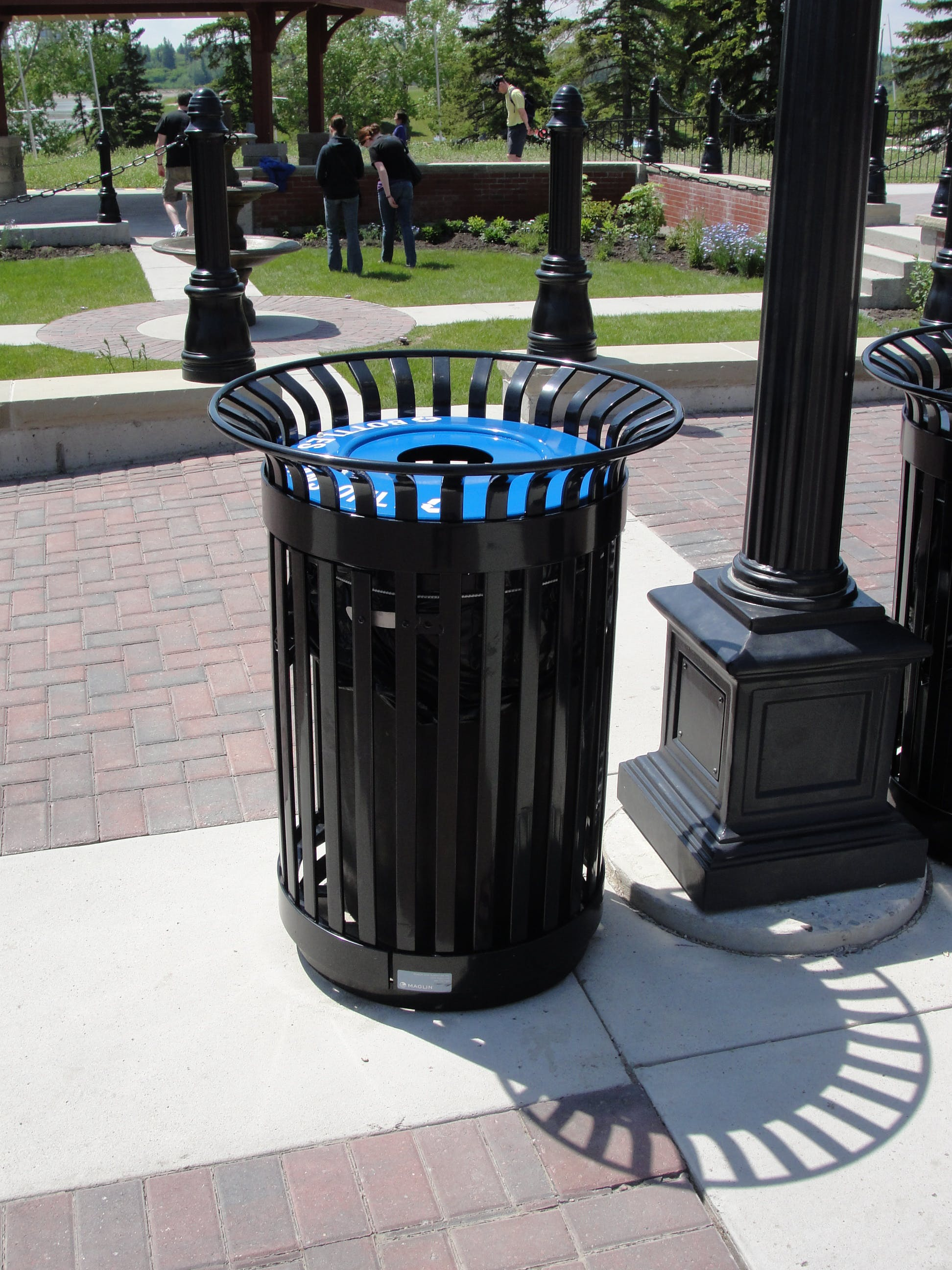 Waste Container Example