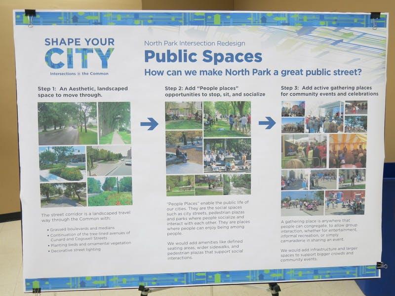 New Public Spaces, Community Engagement Feb 6 2014