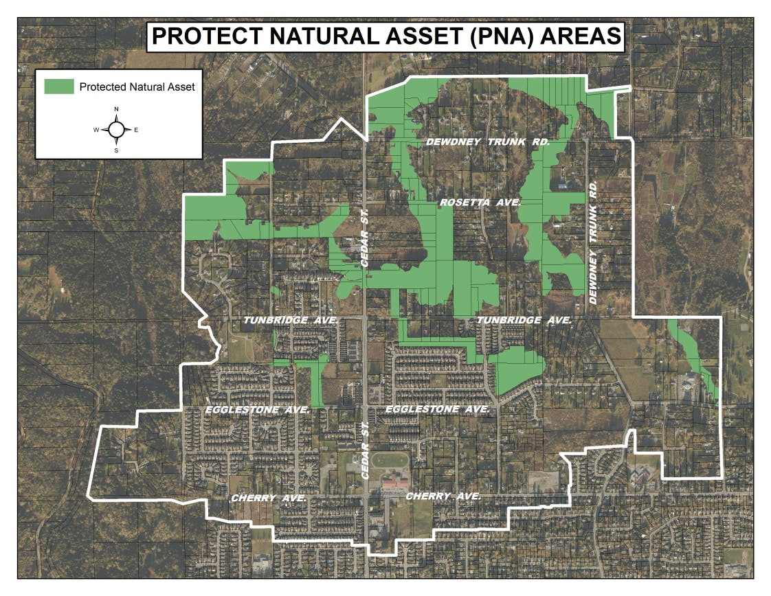 Protected Natural Areas