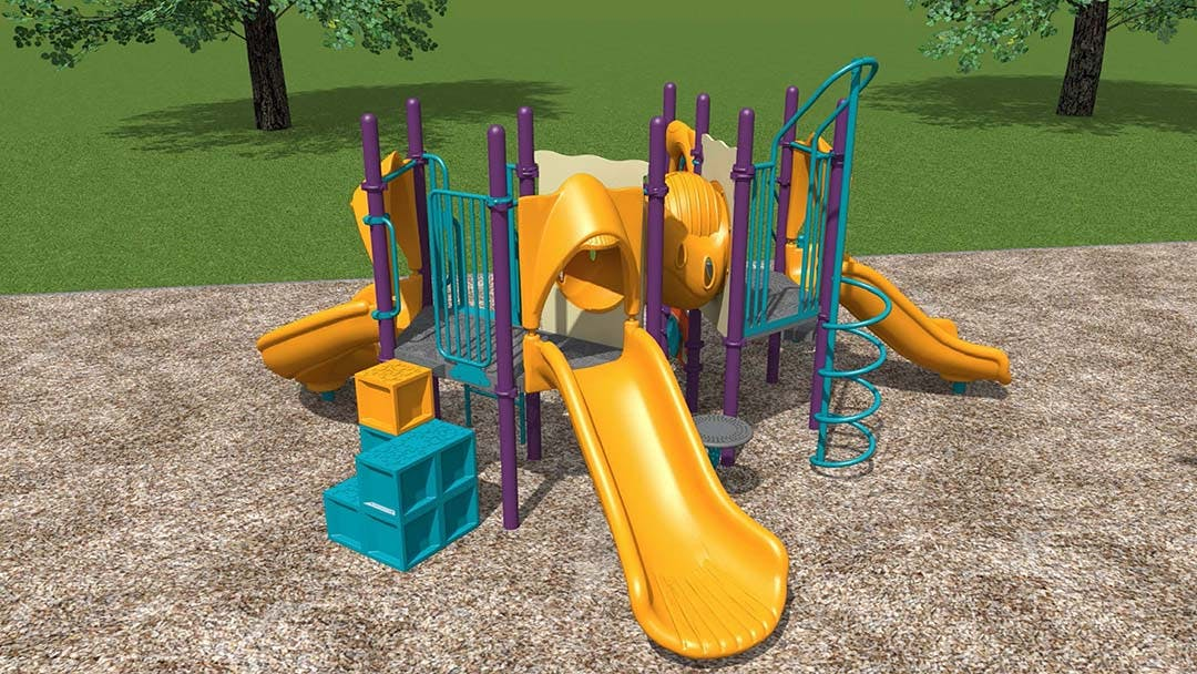 Penman Park Play Structure