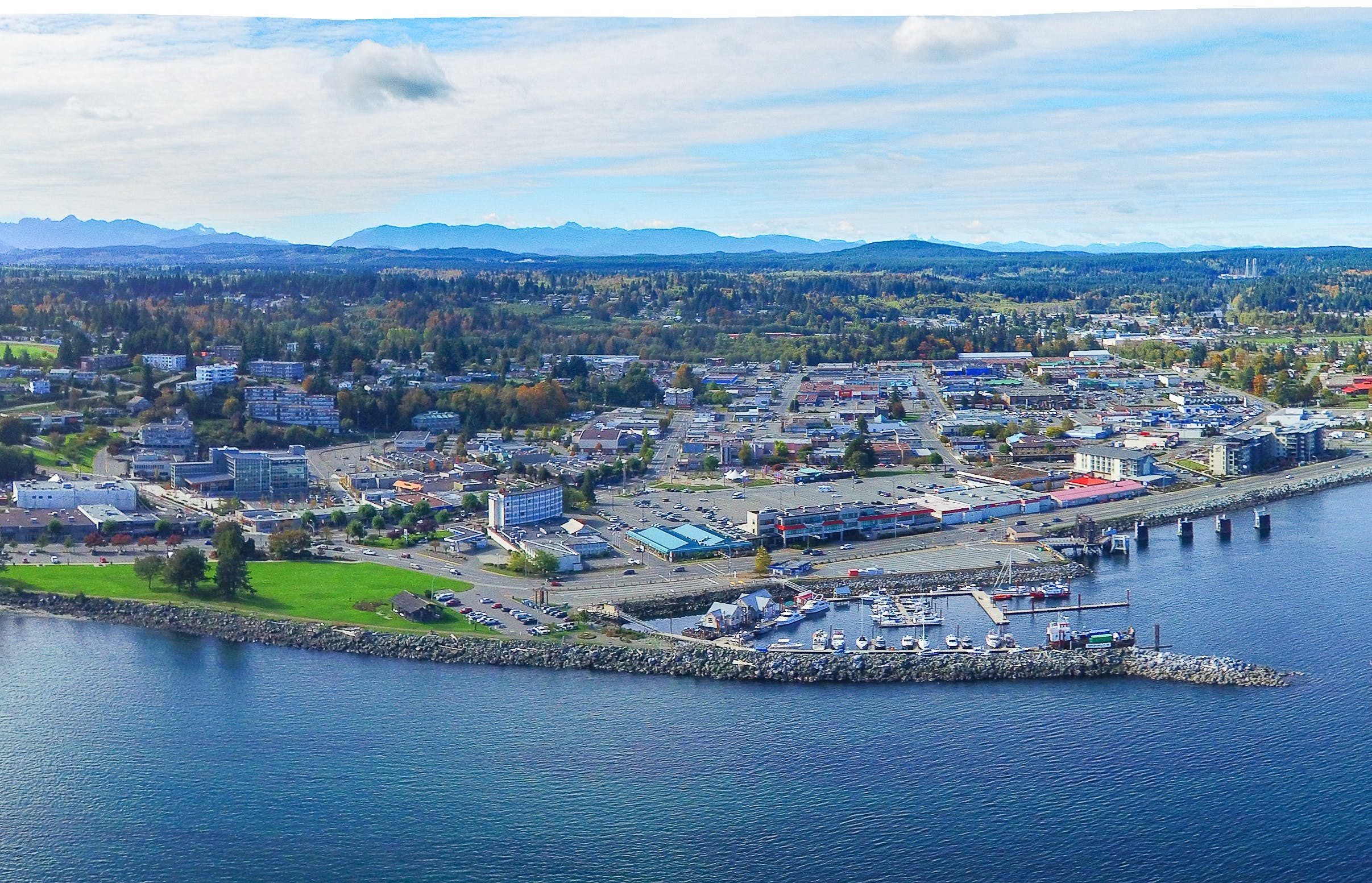 Campbell River Downtown