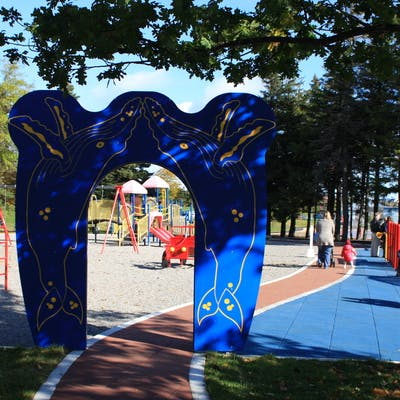 Accessible Playground In Bowring Park Bowring Park Foundation Photo