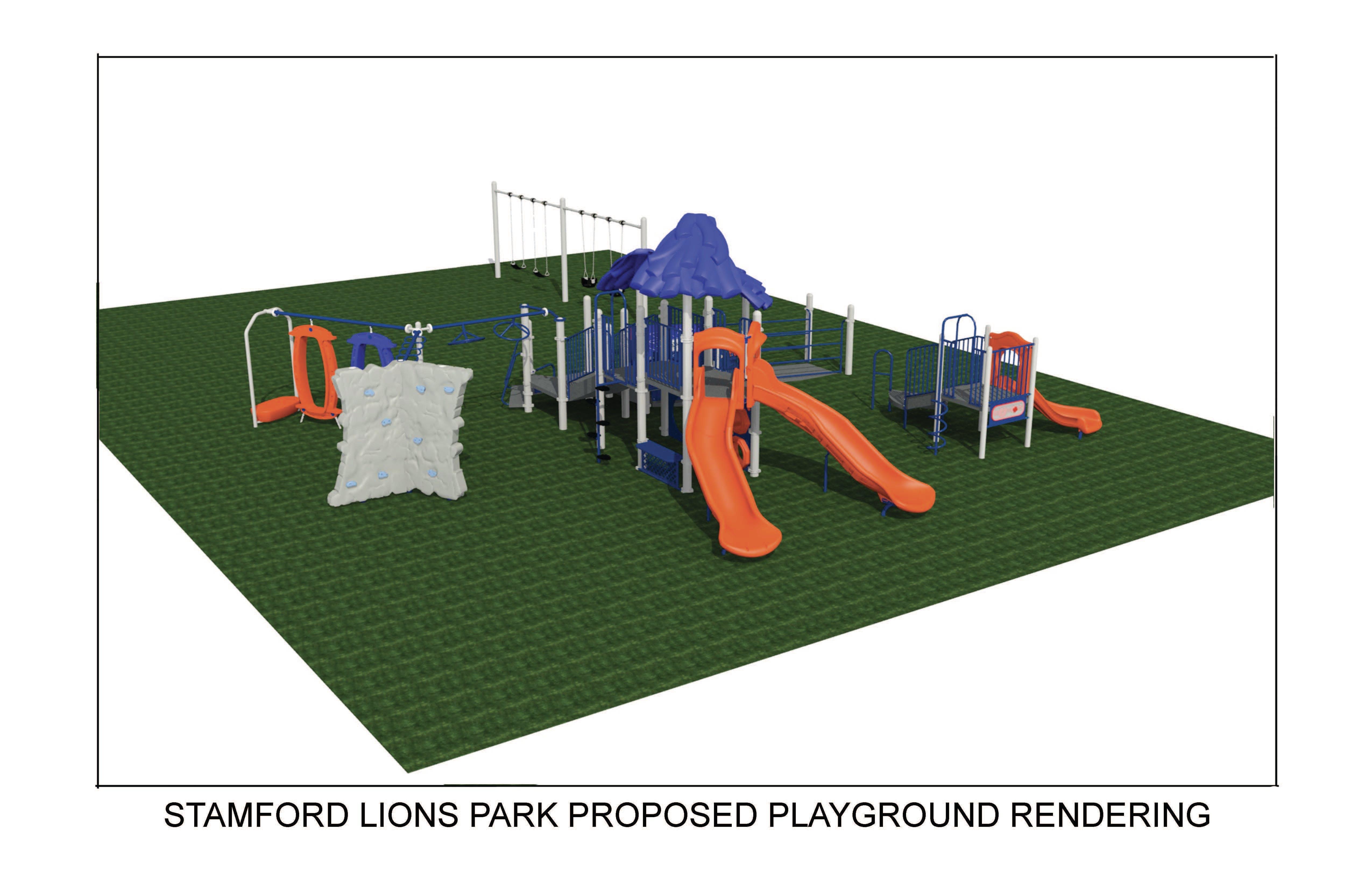 Stamford Lions Rendering