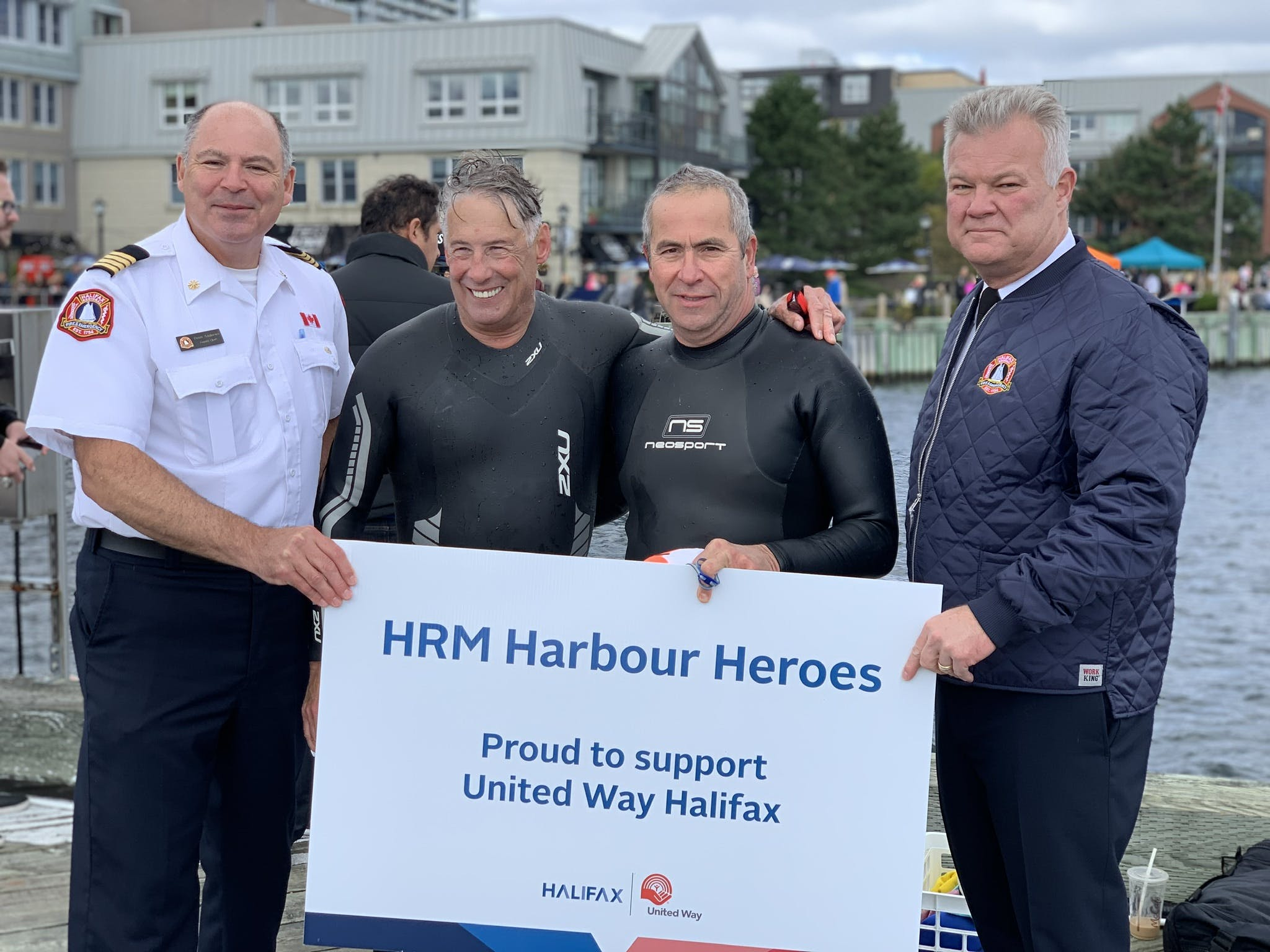 United Way Halifax Harbour Swim