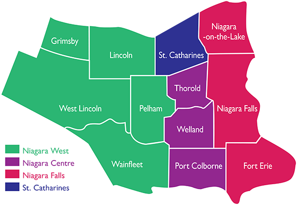 map_niagara_region_political_ridings_provincial-and-federal