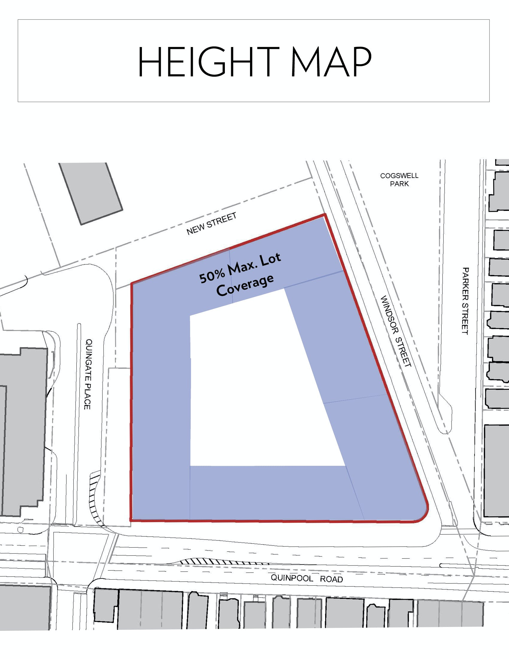 Open Space - Lot Coverage