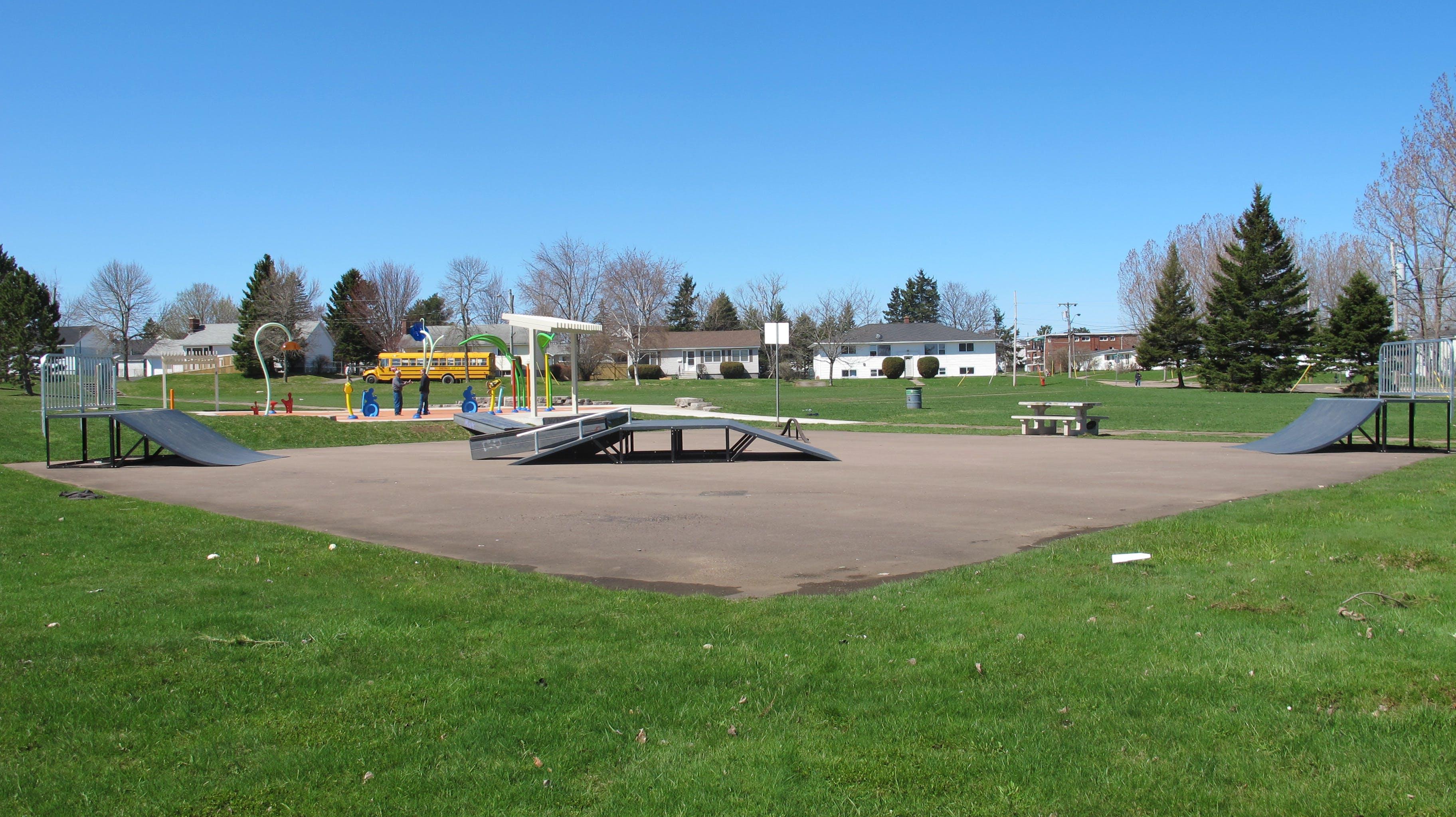 All Wheels Park (Renton St, Moncton)
