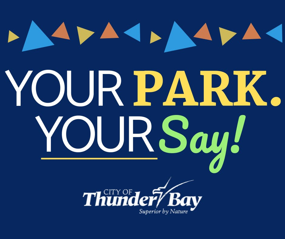 Your Park. Your Say.