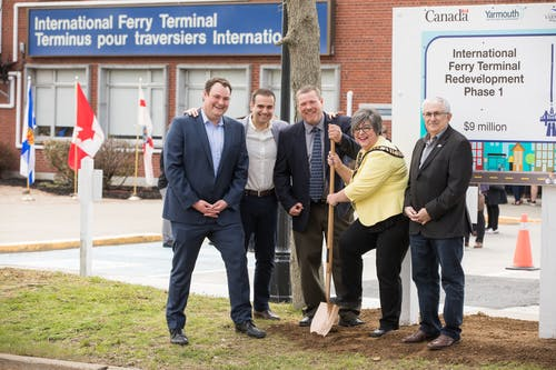 Project Kick-Off and Groundbreaking Event May 3rd, 2019