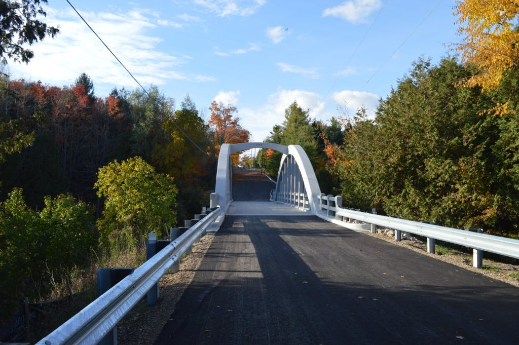 Irvine Street Bridge