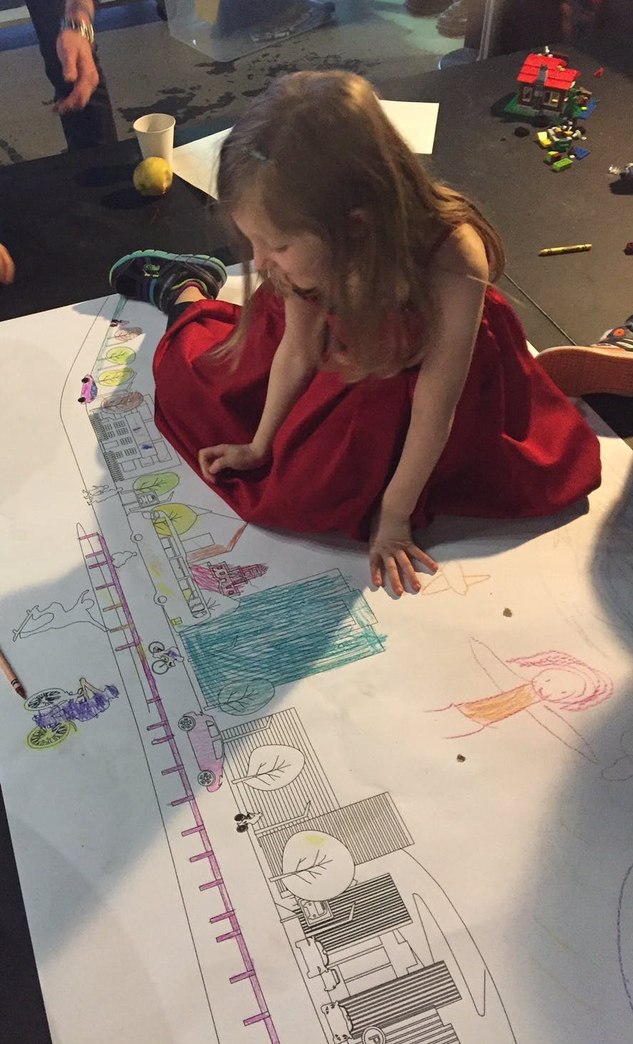 Centre Plan Launch - Kid Zone